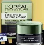 Tonerde Absolue Detox Maske von L'Oréal Paris