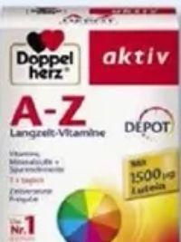 Doppelherz Aktiv Vitamin A-Z Depot von Queisser Pharma