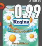 Kosmetiktücher von Regina
