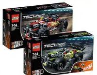 Technic Bumms 42073 von Lego