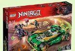Ninjago Lloyds Nachtflitzer 70641 von Lego