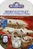 Heringsfilets von Rügen Fisch