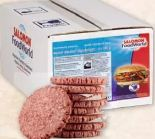 Ranchmaster Hamburger von Salomon Foodworld