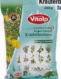Kräuterbonbons von Vitalp