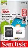 Speicherkarte Micro SDHC Ultra 32 GB von Sandisk