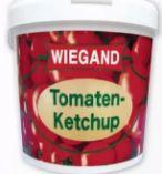 Tomaten Ketchup von Wiegand
