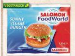 Sunny Veggie-Burger von Salomon Foodworld