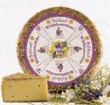 Bio-Wildblumenkäse von Baldauf Käse