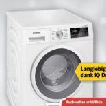 Waschmaschine WM14N2V0 IQ300 von Siemens