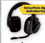 Gaming-Headset G533 von Logitech