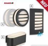 LED-Wandleuchte von Toom