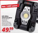LED-Akku-Arbeitsstrahler von Brennenstuhl