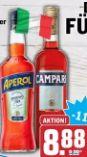 Bitterlikör von Aperol