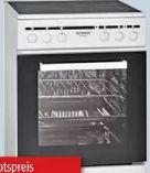 Stand-Elektroherd EHC 3553 von Bomann
