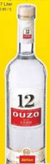 Ouzo 12 von Ouzo