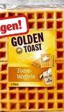Toast-Waffeln von Golden Toast