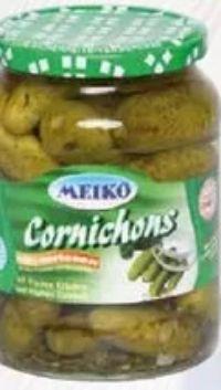 Cornichons von Meiko