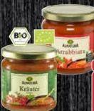 Bio-Tomatensauce Kräuter von Alnatura