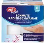 Schmutz-Radier-Schwämme von OptiWisch