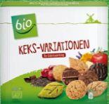 bio Keks Variationen von Bio Smiley