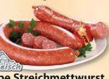 Grobe Streichmettwurst von Gutfleisch