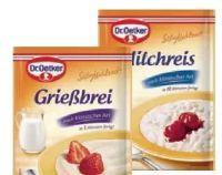 Süße Mahlzeit von Dr. Oetker