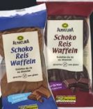Bio Schokolade von Alnatura