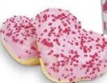 Herzdonut Pink