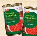 Tomaten in Stücken von tegut...
