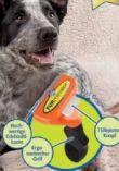 Unterwollbürste für Hunde von Furminator
