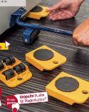 Möbel-Transport-Set 5-teilig von Germania Qualitätswerkzeug