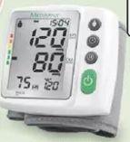 Handgelenk-Blutdruckmessgerät BW 315 von Medisana