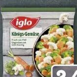 Feld Frisch Gemüse von Iglo