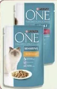 One Katzennahrung von Purina