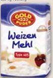 Weizenmehl von Goldpuder