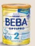Optipro Folgemilch von Nestlé Beba
