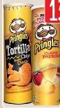 Tortillachips von Pringles