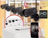 4-Kanal Kamerasystem WDVR840S von Smartwares