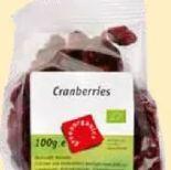 Bio Cranberries von Greenorganics