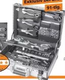 Aluminium-Werkzeugkoffer von TrendLine