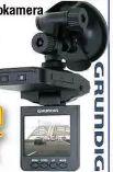 Digitate Kfz-Videokamera 720 P von Grundig