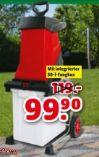 Elektro-Gartenhäcksler EH 2540 von Go/On!