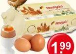 Bodenhaltung Nestgold Eier von Hühnerhof Heidegold