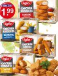 Chicken Nuggets Classic von Iglo