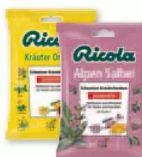 Bonbons von Ricola