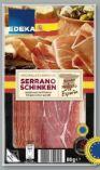 Serrano-Schinken von Edeka España