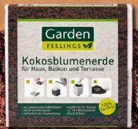 Kokosblumenerde von Garden Feelings