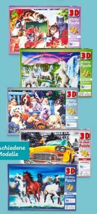 3D-Effekt-Puzzle von Playland