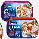 Makrelen-Snack von Armada