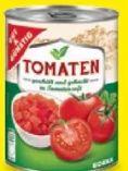 Gehackte Tomaten von Gut & Günstig